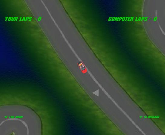 Car Net Racer