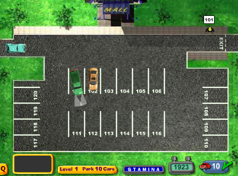 Park a lot - Паркирай яко