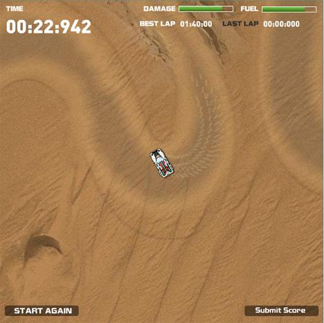 Dirt Drift Racing