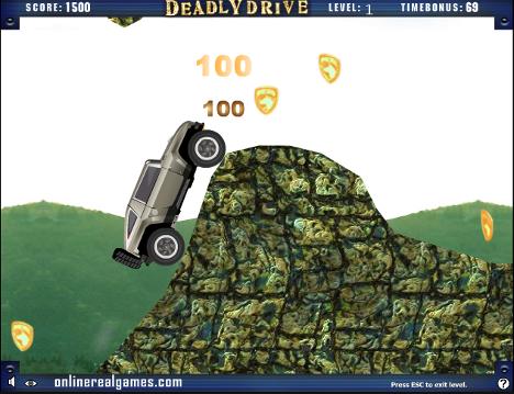 Deadly Drive - Смъртоносно каране