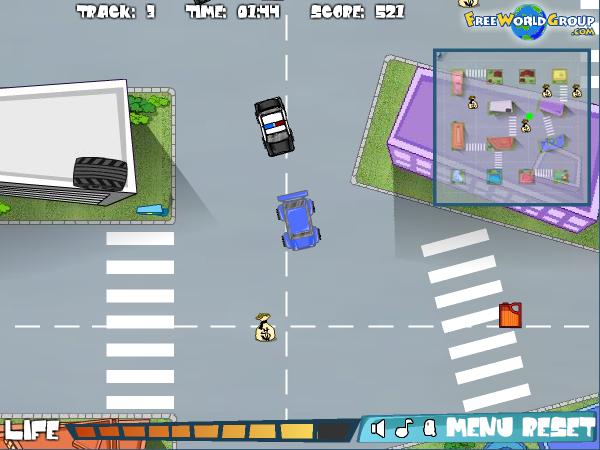 Persuit Driving - Игри с коли